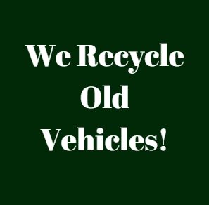 Recycle Old Cars!